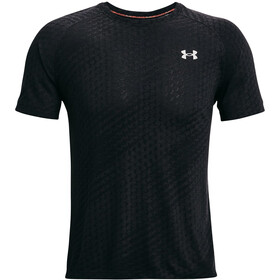 Under Armour Streaker Runclipse Short Sleeve Shirt Men, black-black